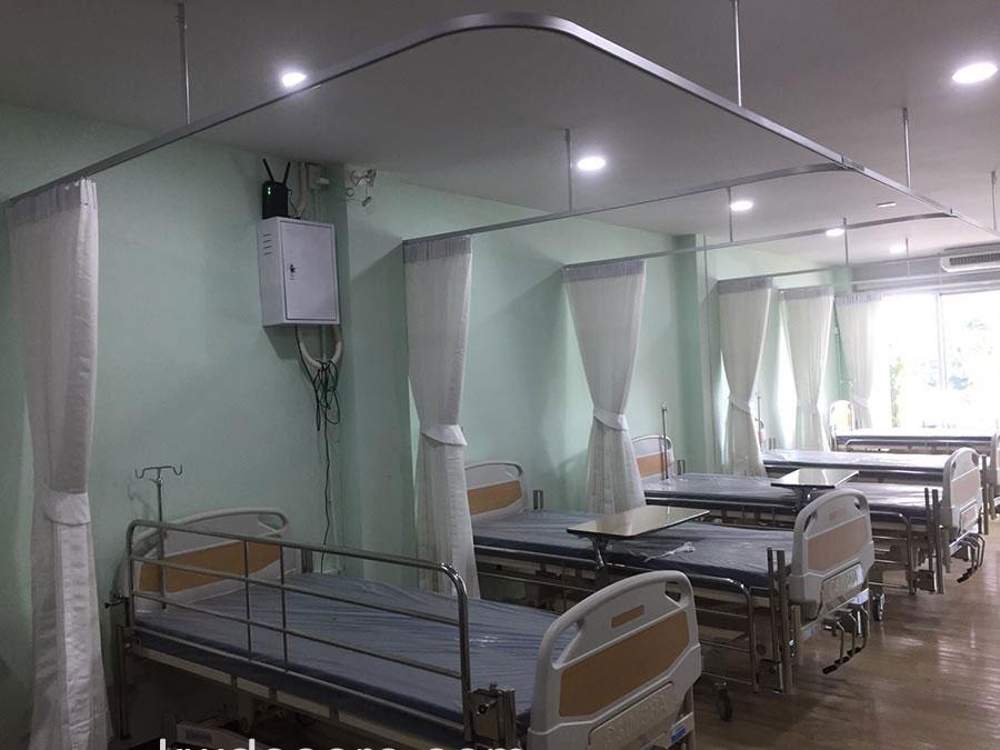 ม่านสปา ม่านโรงพยาบาล