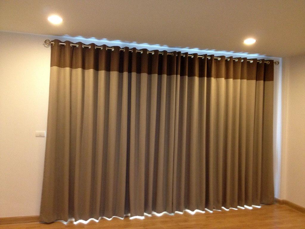 ม่านตาไก่ (Eyelet Curtains) - ร้านม่าน K.W. Decore